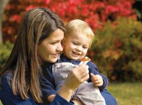Навчання та розвиток дитини під час прогулянки