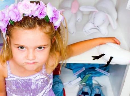 Як реагувати на дитячі маніпуляції