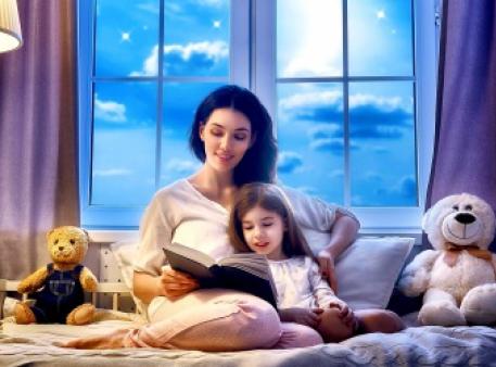 П'ять причин читати дитині на ніч