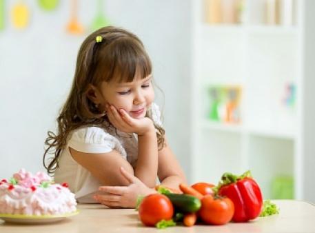Як змінити звички харчування дитини