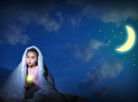 Як дитині впоратися з нічними страхами