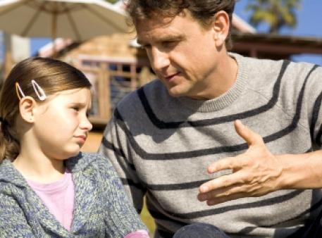 Наслідки суворого виховання дитини