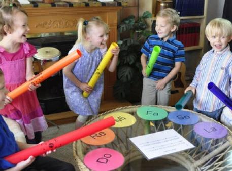 Розвиток таланту та здібностей дитини