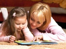 Помилки батьків під час читання дітей