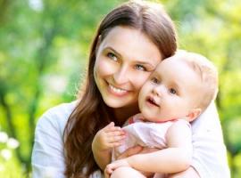 Великі й маленькі радощі материнства