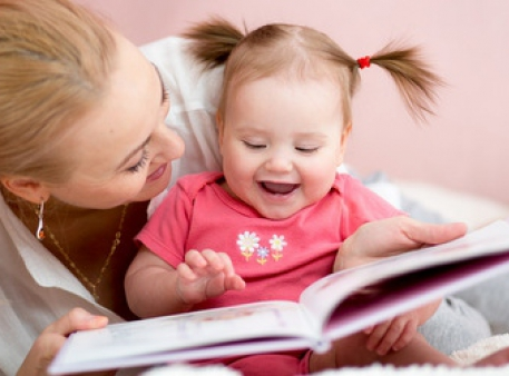 Ефективні способи захопити дитину читанням