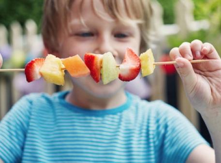 Корисні продукти для дитячого імунітету