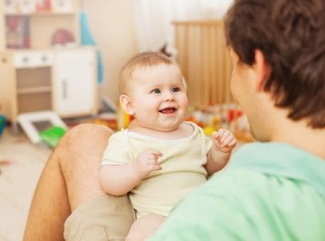Прості способи навчити дитину говорити