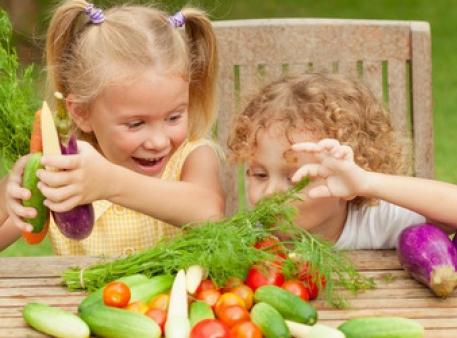 Ознаки дефіциту поживних речовин у дітей