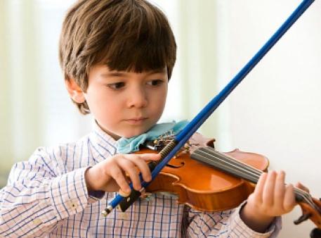 Значення занять музикою для розвитку дітей