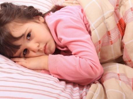 Безсоння в дітей: причини й лікування