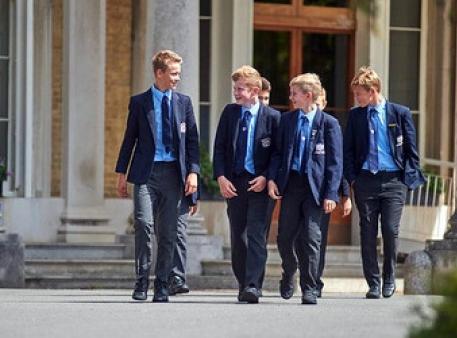 Стипендії від британських приватних шкіл