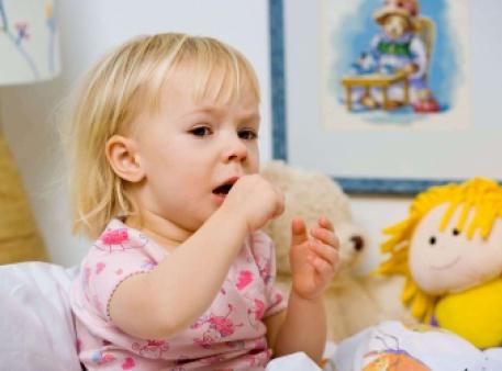 Кашель у дитини: види, причини, лікування