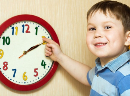 Важливість розпорядку дня в житті дитини