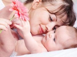 Як молодій мамі швидко відновити сили