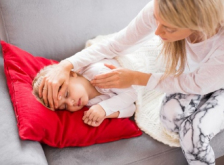 Як правильно годувати дитину під час хвороби