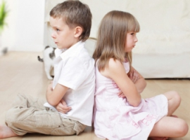 Дозвольте дитині залагоджувати конфлікти самій
