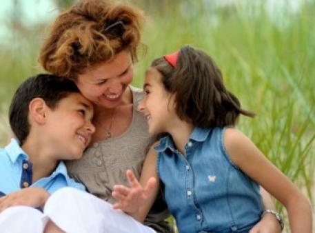 Значення позитиву у спілкуванні з дітьми