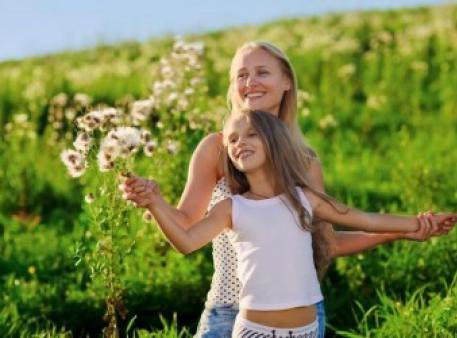 Корисні поради про виховання дівчаток
