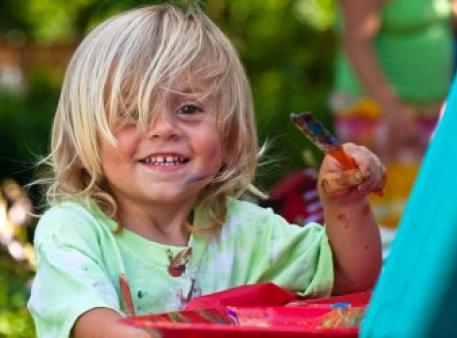 У чому сутність творчого процесу дітей