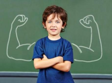 Як навчити дитину життєстійкості