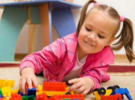 Типи та відповідні особливості сприйняття в дітей