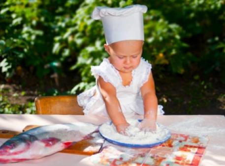 Щотижневе вживання риби корисне для дітей