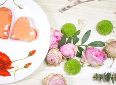Печиво до дня святого Валентина: готуємо разом