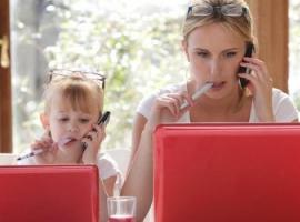 Як поєднувати роботу і сім'ю: поради батькам