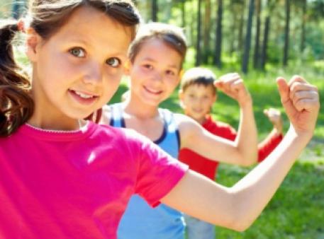 Привчаємо дитину до здорового способу життя