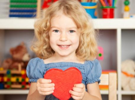 Навчаємо дитину гарних манер і вдячності