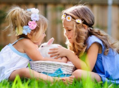 Як навчити дитину виявляти піклування