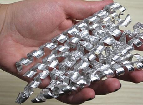 Спіральки із фольги для розвитку дрібної моторики