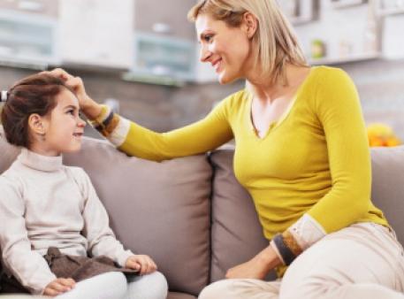 Батькам важливо розповідати дітям історії