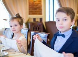 Гарні манери, які потрібно прищепити дитині