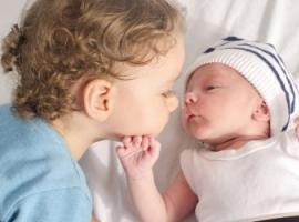 Шістнадцять причин завести другу дитину