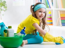 Як привчити дітей виконувати обов'язки