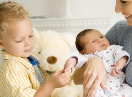 Готуємо дитину до появи брата чи сестри