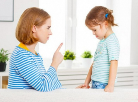 5 речей, які не варто робити, виховуючи дітей