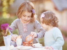 Як батькам навчити дитину гарних манер