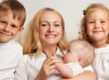 Третя дитина в сім'ї: особливості характеру