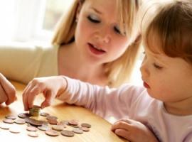 Уроки фінансової грамотності для дітей
