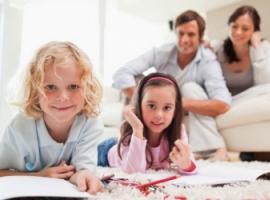 Суперництво між дітьми у зведених сім'ях