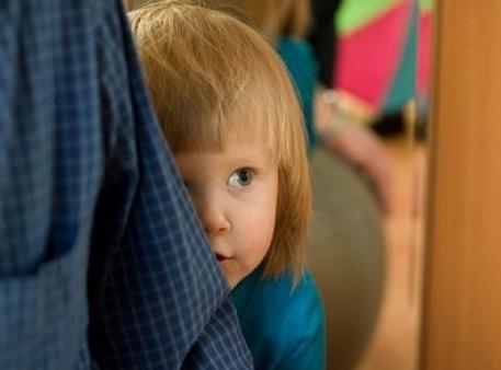 Допомога дитині, котра відчуває занепокоєння