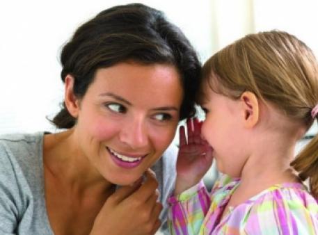 Діти спостерігають за дорослими – і вчаться