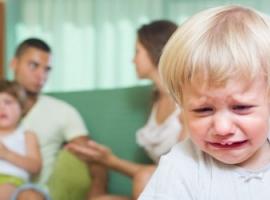 Стрес у дошкільників: причини і симптоми