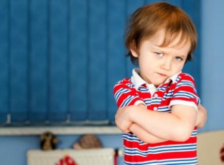 Як обговорювати з дітьми їхнє почуття гніву