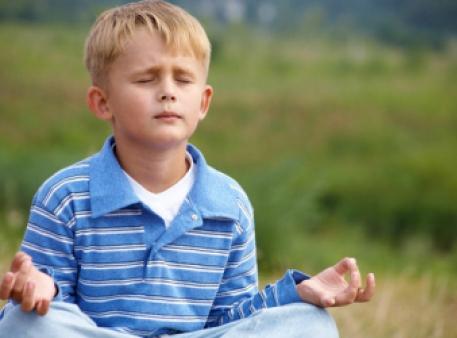 Техніки розслаблення для дітей