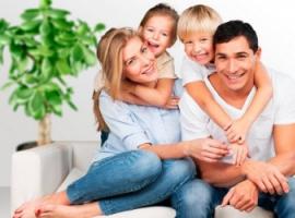 Спостерігаючи за батьками, діти вчаться любові