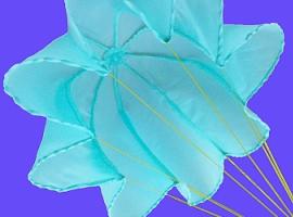 Створюємо іграшковий парашут